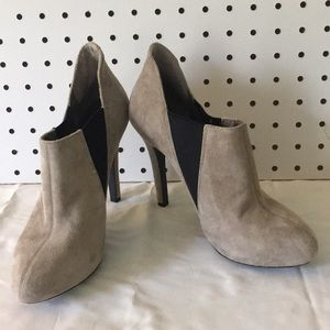 BCBG Paris gray booties 6